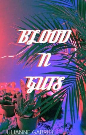 BLOOD N GUTS by HONEYJPEG