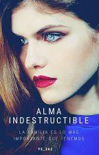 Alma Indestructible  by Ye_362