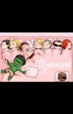 Six Little Avengers by SherlockedAvenger