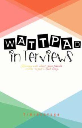 Wattpad interview by timidsavage