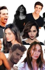 Celebrity's / Character GIF imagines  by haiz_ed