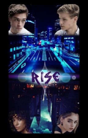 Rise by LukeIsMePenguin