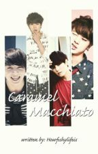 Caramel Macchiato [One Shot BTS - Jin] by howfishylifeis