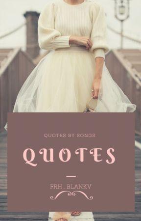 Random Quotes By Random Songs With Wallpaper Thank U Next Ariana
