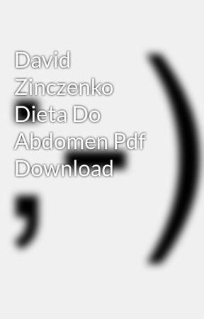 Dieta para definir abdomen pdf