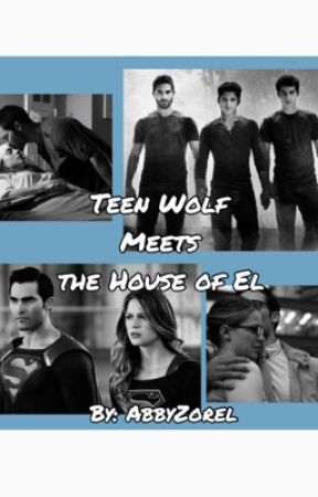 Teen Wolf Meets the House of El by abbyzorel