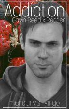 Addiction // Gavin Reed x Reader by mercurys_virgo