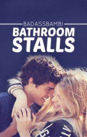 Bathroom Stalls by BadAssBambi