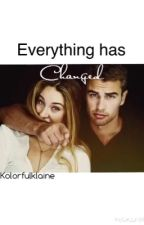 Everything has Changed (sequel to Divergent High) by -connah