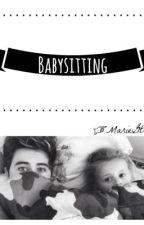 Babysitting. by MarieMorin