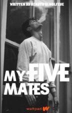 my 5 mates?? by beautifulwolfeye