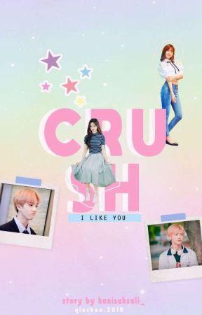 crush + jisungpwrk [√]  by nysazali