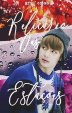 Relicário das Estações • Kim Taehyung by BTS_colabs