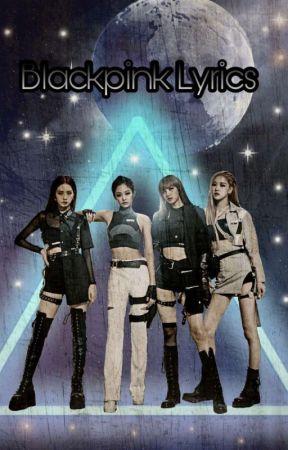 BLACKPINK LYRICS WITH PROFILE - See U Later Japanese Version