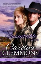 THE MOST UNSUITABLE WIFE, Kincaids Book One by CClemmons
