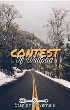 CONTEST of WATTPAD #2 by AmoreTiOdio