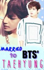 Married to BTS' Taehyung { d i s c o n t i n u e / / } by viixxiiimm