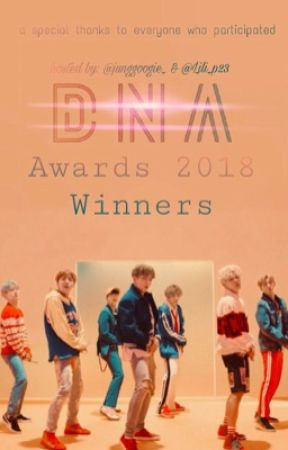 DNA Awards 2018 Winners by DNAawards