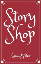 Story Shop by BunnyVoter