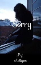 Sorry by xhollyvx