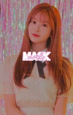 mask | jinjoo by sunshineyujin
