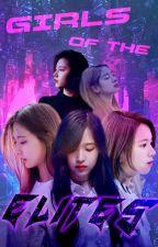 ✅ Girls of the Elites   MiChaeng by ZuiMisanamo