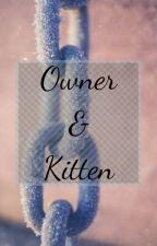 Owner & Kitten by Ciel-Marie