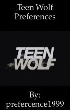 Teen wolf preferences by prefercence1999