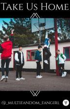 Take Us Home \\ Roadtriptv High school AU by _multifandom_fangirl