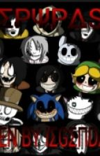 CREEPYPASTA'S by legendarylink
