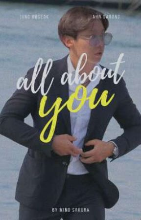 all about you || jhs by mino-sakura