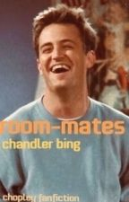 Just roommates | Chandler Bing by Chopley