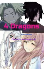 4 Dragons (Sting x Mel)and (Rogue x Rain) by Chloe5Roleplay