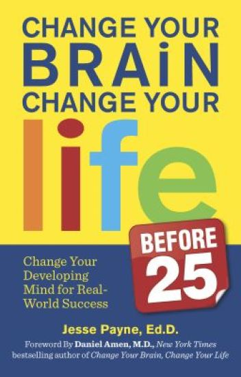 Inspiration Behind: Change Your Brain, Change Your Life (before 25)