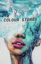 Colour Storms: Shawn Mendes  by flamingshawn