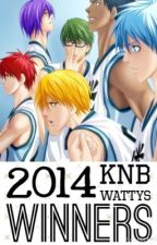 2014 Kuroko no Basket Winners by KnB_WattyAwards