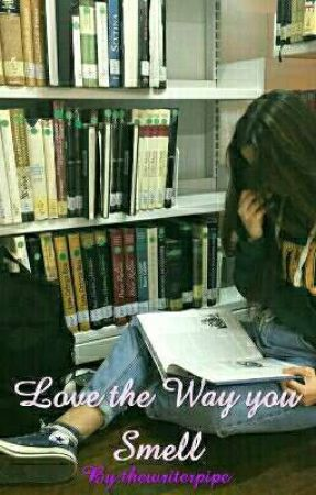 Smells Like Love And Books | Hamliza Short Story  by thewriterpipe