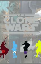 RWBY: The Clone Wars by AaronPhelps