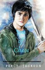 Percy Jackson, son of Chaos Book 1: Omega returns(cross-over MCGOA, KANE) by Isabella82958