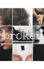 Broken//hs by loserlarryyyy