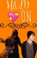 Hold on | Colby Brock X Reader  by -FallenGolbach