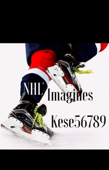 Hockey one shots/imagines
