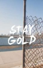 NOTHING GOLD CAN STAY [The Outsiders Roleplay] by -Connxisseur-