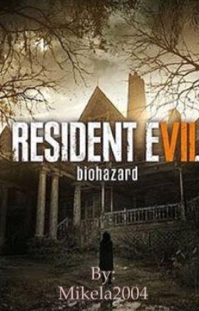 Resident evil biohazard  by Warehouse13fan01