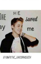 The way he saved me by sweggedwriting