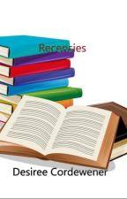 Boek Recensies by Descor1995