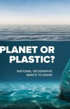 Because of humanity - #planetorplastic by karamellflower