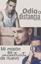 Odio a distancia. by flywithme1D