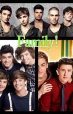 Family by sleepingatlast66