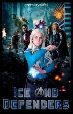 Ice and Defenders- Book 2 of the Frostbite Series by gretaluvslife1